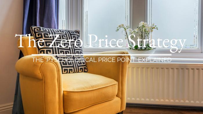 The-Zero-Price-Strategy